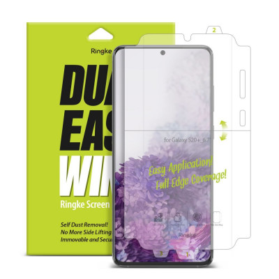 FOLIA RINGKE Dual Easy do Galaxy S20 PLUS 2 SZT.