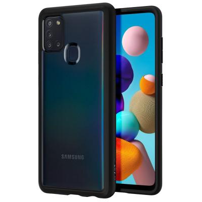 ETUI SPIGEN ULTRA HYBRID do Samsung Galaxy A21S