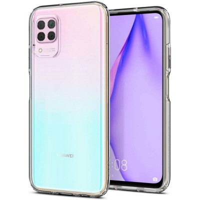 ETUI SPIGEN LIQUID CRYSTAL do Huawei P40 Lite
