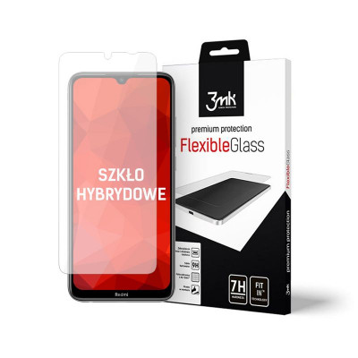 SZKŁO HYBRYDOWE 3MK FLEXIBLE GLASS XIAOMI REDMI NOTE 8T