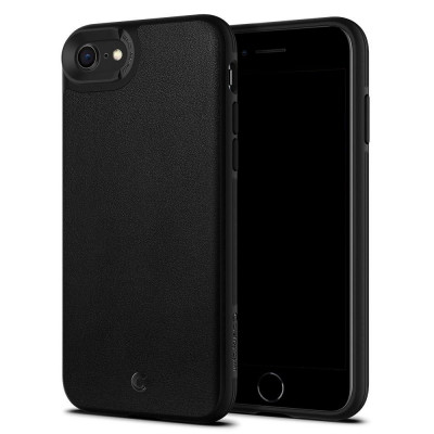 ETUI SPIGEN CIEL LEATHER BRICK do iPhone 8 / 7 / SE 2020