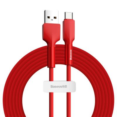KABEL BASEUS Silica Gel USB-C 2A, 2m