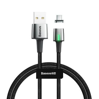 KABEL MAGNETYCZNY BASEUS Zinc USB-C 2A 2m