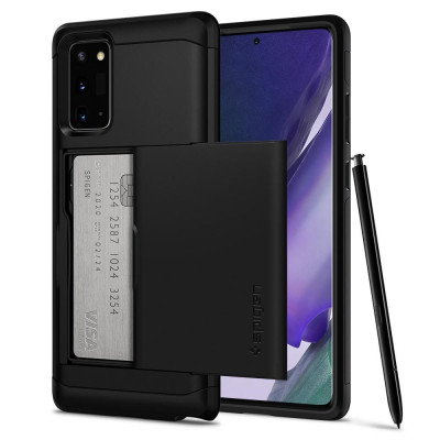 ETUI SPIGEN SLIM ARMOR CS do Galaxy Note 20