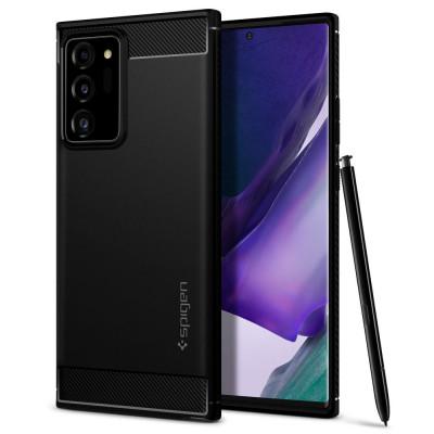 ETUI SPIGEN RUGGED ARMOR do Galaxy Note 20 Ultra