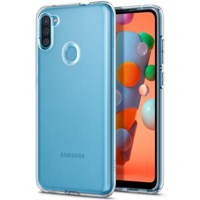 Etui SPIGEN Liquid Air Samsung Galaxy M11