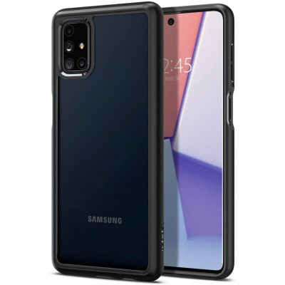 ETUI SPIGEN ULTRA HYBRID do Samsung Galaxy M51