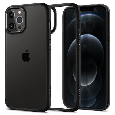 ETUI SPIGEN ULTRA HYBRID iPhone 12/12 Pro