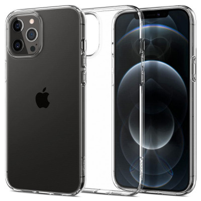 ETUI SPIGEN LIQUID CRYSTAL iPhone 12/12 Pro
