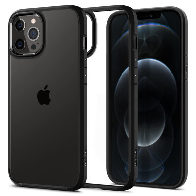 ETUI SPIGEN ULTRA HYBRID iPhone 12 Pro Max
