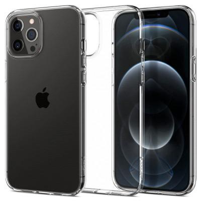 ETUI SPIGEN LIQUID CRYSTAL iPhone 12 Pro Max