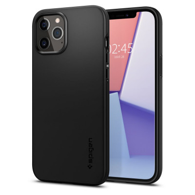 ETUI SPIGEN THIN FIT IPHONE 12/12 PRO