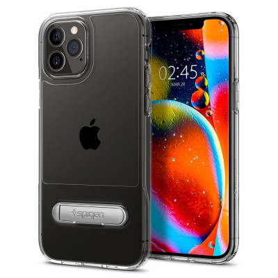 ETUI SPIGEN SLIM ARMOR ESSENTIAL S IPHONE 12/12 PRO
