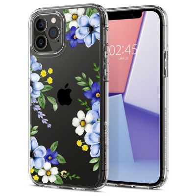 ETUI SPIGEN CIEL MIDNIGHT BLOOM IPHONE 12/12 PRO
