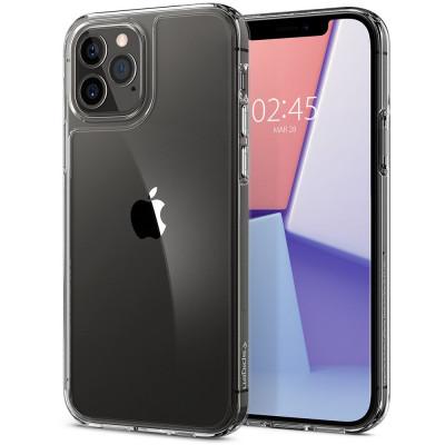 ETUI SPIGEN QUARTZ HYBRID iPhone 12 Pro Max