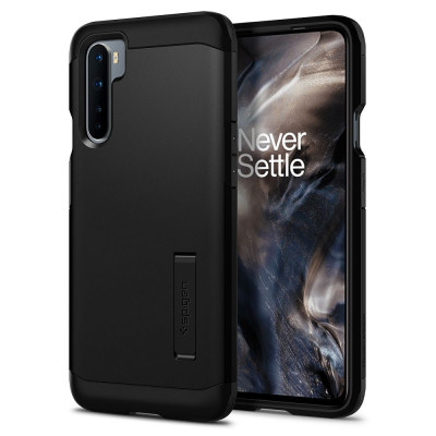 ETUI SPIGEN TOUGH ARMOR do OnePlus Nord