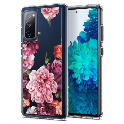 ETUI SPIGEN CIEL ROSE FLORAL do Samsung Galaxy S20 FE
