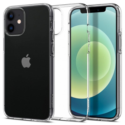 ETUI SPIGEN LIQUID CRYSTAL iPhone 12 MINI