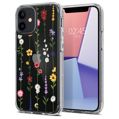 ETUI SPIGEN Ciel FLOWER GARDEN IPHONE 12 MINI