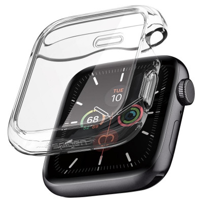 ETUI SPIGEN ULTRA HYBRID do Apple Watch 4/5/6 (44mm)