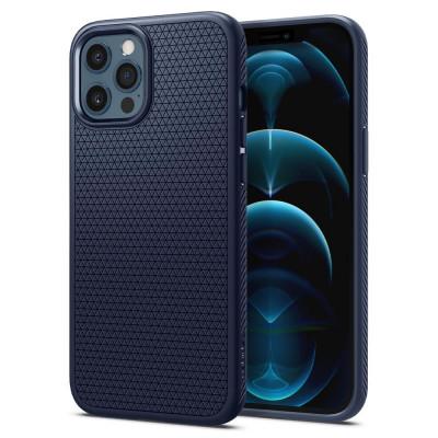 ETUI SPIGEN LIQUID AIR iPhone 12/12 Pro