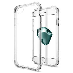 ETUI SPIGEN Crystal Shell do iPhone 7 (4.7)