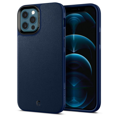 ETUI SPIGEN Ciel LEATHER BRICK IPHONE 12/12 PRO