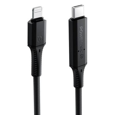 KABEL SPIGEN PB1901 MFI USB-C Lightning PD 1M 100W/2A
