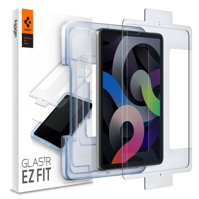 "SZKŁO 9H SPIGEN EZ FIT iPad IPAD AIR 4 10.9"" (2020)"