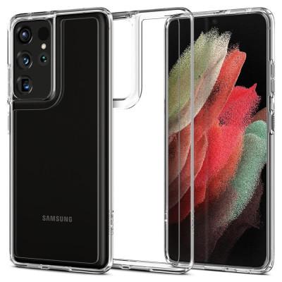 ETUI SPIGEN ULTRA HYBRID do Samsung Galaxy S21 ULTRA