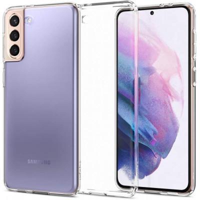 ETUI SPIGEN LIQUID CRYSTAL do Samsung Galaxy S21 PLUS