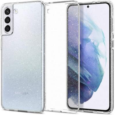 ETUI SPIGEN LIQUID GLITTER do Samsung Galaxy S21