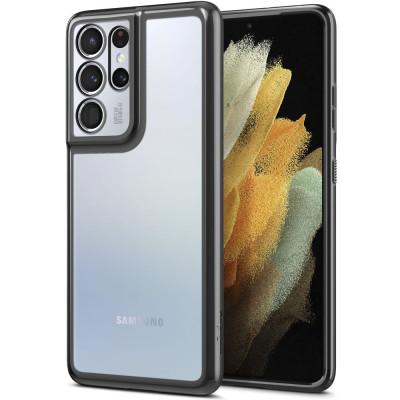ETUI SPIGEN OPTIK CRYSTAL do Samsung Galaxy S21 ULTRA