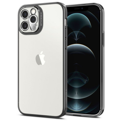 ETUI SPIGEN OPTIK CRYSTAL do IPHONE 12 PRO
