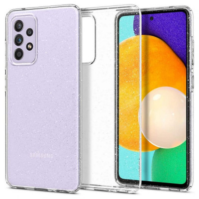 ETUI SPIGEN LIQUID CRYSTAL GLITTER do Galaxy A72
