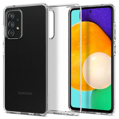 ETUI SPIGEN LIQUID CRYSTAL do Galaxy A52 LTE/5G