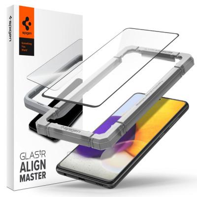 SZKŁO SPIGEN ALIGN FULL COVER do Galaxy A52 LTE/5G