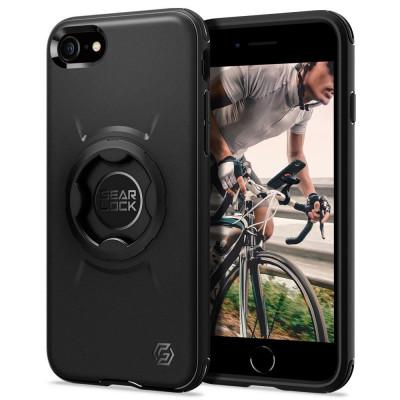 ETUI SPIGEN GEARLOCK NA UCHWYT ROWER do iPhone IPHONE 7/8/SE 2020