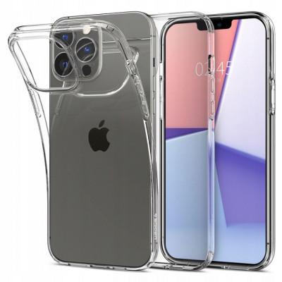 ETUI SPIGEN LIQUID CRYSTAL do iPhone 13 PRO - kolor: Crystal Clear