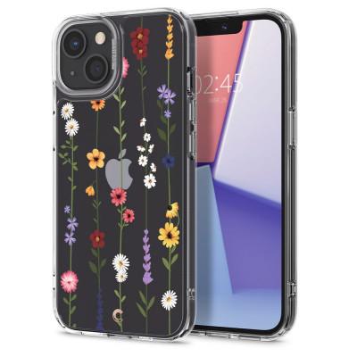 ETUI SPIGEN CYRILL CECILE do iPhone 13 Mini - kolor: Flower Garden