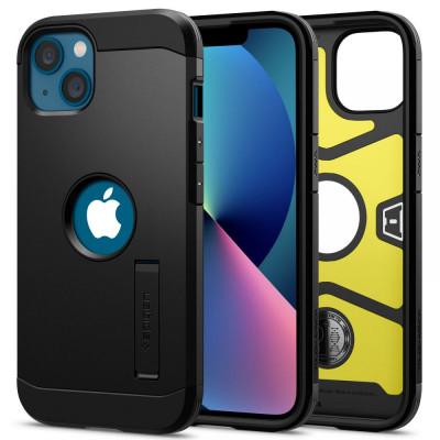 ETUI SPIGEN  TOUGH ARMOR do iPhone 13 - kolor: Black