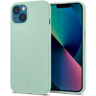 ETUI SPIGEN THIN FIT DO IPHONE 13 MINI - kolor: Apple Mint