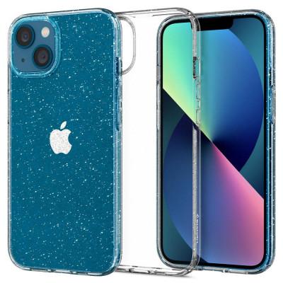 ETUI SPIGEN LIQUID CRYSTAL do iPhone 13 - kolor: Glitter Crystal