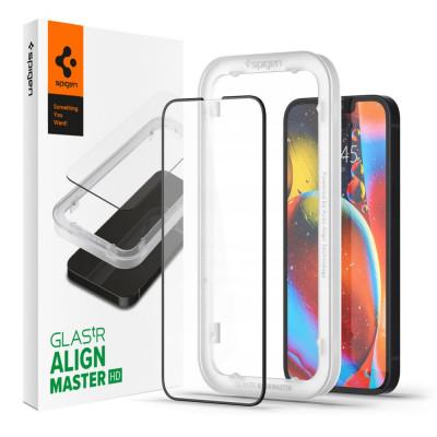 SZKŁO SPIGEN ALIGN FULL do iPhone 13 Pro Max
