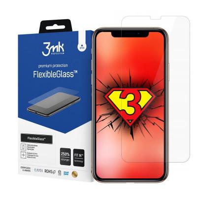 Szkło Hybrydowe 3mk Flexible Glass do IPHONE 13 MINI