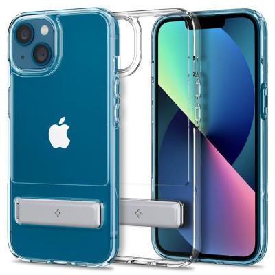 ETUI SPIGEN SLIM ARMOR ESSENTIAL S do iPhone 13 Mini - kolor: Crystal Clear
