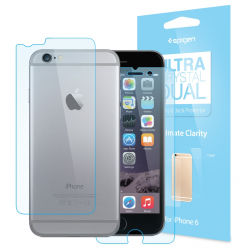 FOLIA SPIGEN SGP Ultra Crystal Dual do iPhone 6 / 6S Plus