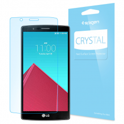 FOLIA SPIGEN Crystal do LG G4