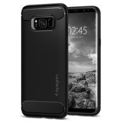 ETUI SPIGEN Rugged Armor do Samsung Galaxy S8 Plus
