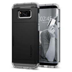 ETUI SPIGEN Crystal Wallet do Samsung Galaxy S8+